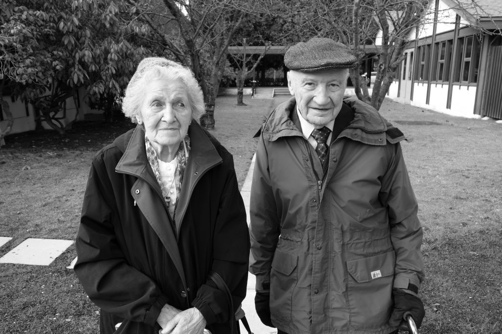 Hilda and Arnold Ulmer, 2014